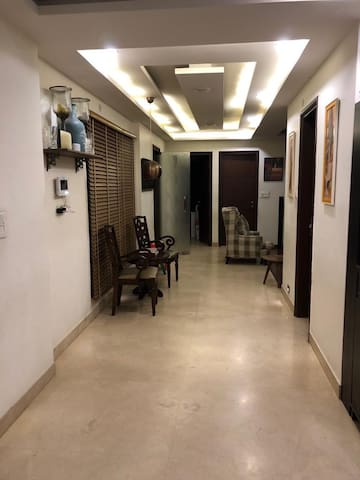 Comfortable Stay in the heart of Delhi!