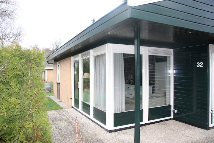 Moderne vakantiebungalow Twente | Denekamp