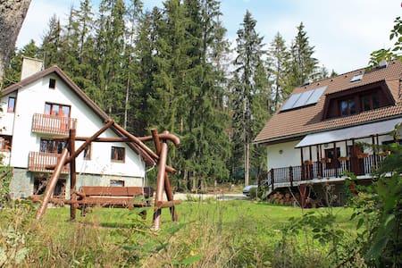 Chaty Tatra for 2, Tatranská Strba - Štrba - Hotel ekologiczny