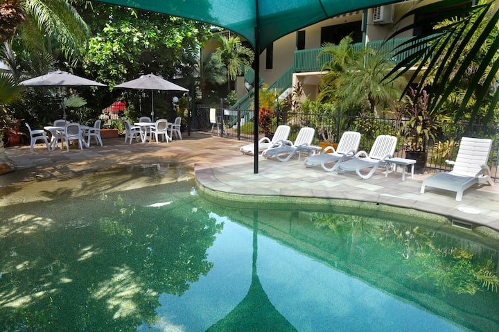 Two Bedroom Apartment in CBD