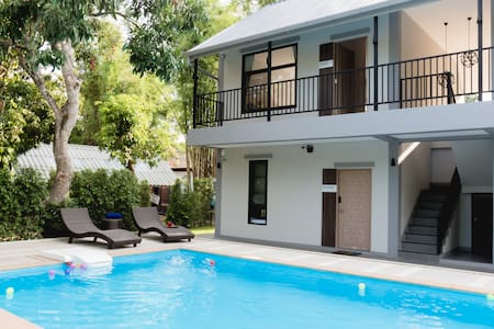 Boon BnB with Swimming Pool, Santi Room
