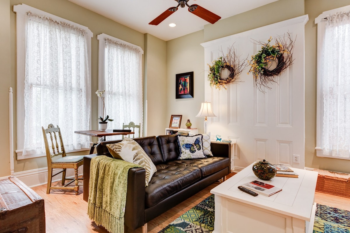 Affordable Airbnbs in Denver Victorian Mansion