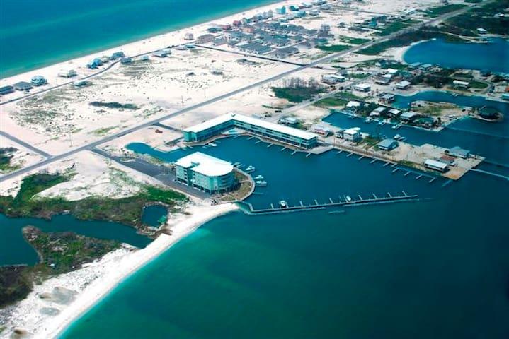 BEST OF BOTH WORLDS-Beach & Bay - Gulf Shores - Condomínio