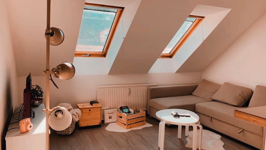 Homey  Attic in the heart of Innsbruck