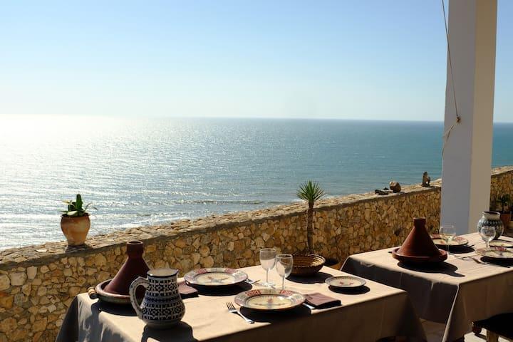 Villa Dar Aicha Safi & petits déjeuners