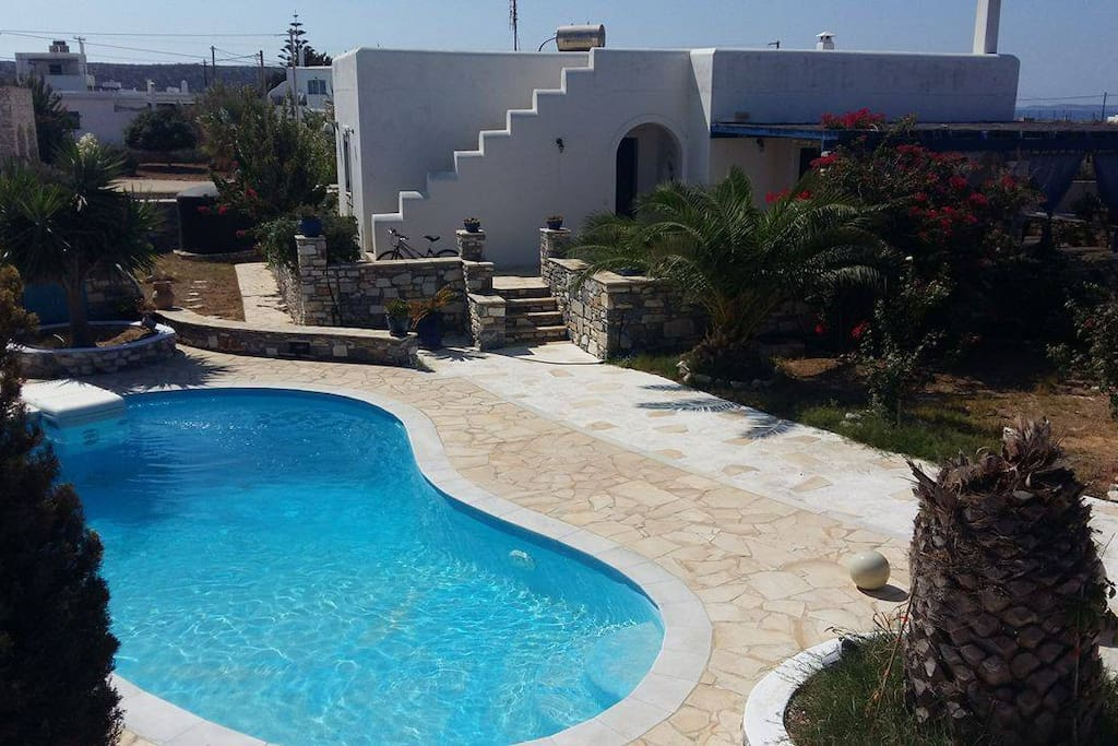 PRIVATE POOL FOR TENANTS