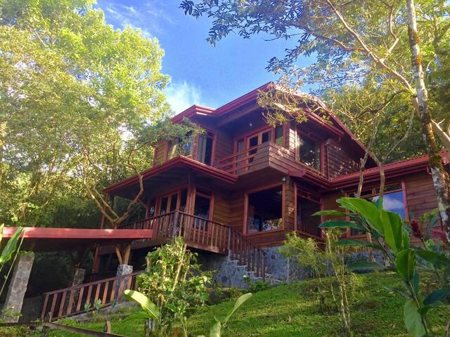 Cabañas  y casas de campo por mes - Verbena - Vila