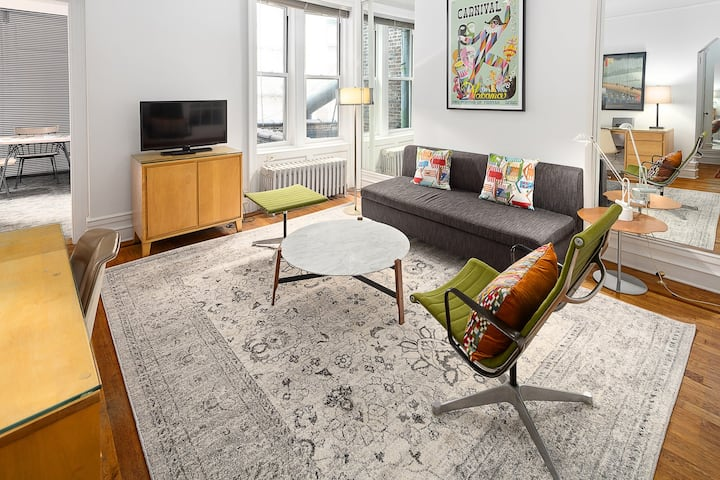 The Lex House : 1 br -1 bth Manhattan Staycation