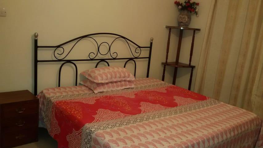 Nadia's cosy room - Nairobi - Pis