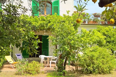 Gardenhouse on the beach mini apart - Taormina