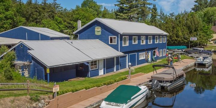 Inlet Harbor Lodge
