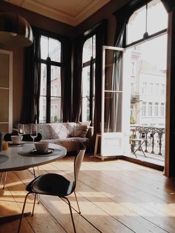 Living room Summer