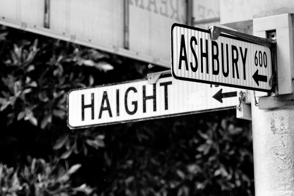 Haight Ashbury Rooms For Rent