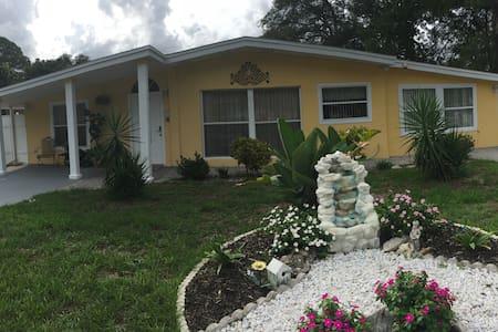Florida Sarasota pronájem pokoje