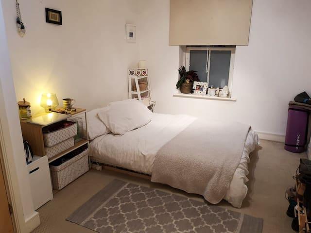 Spacious en-suite double bedroom in Brixton
