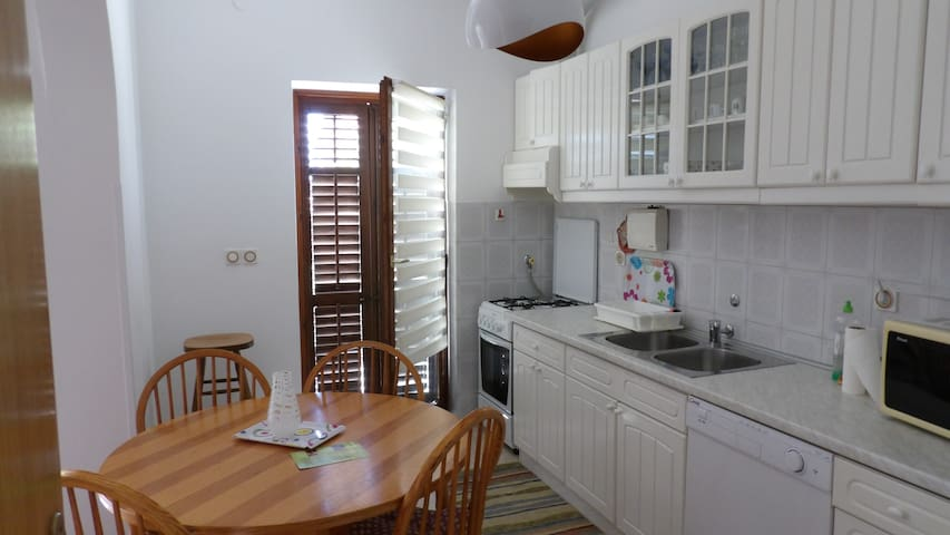 Comfortable apartment for family holidays