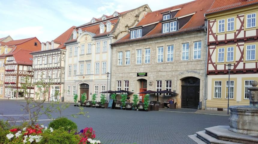 Apartment in Mühlhausen / Thüringen 6 Gäste