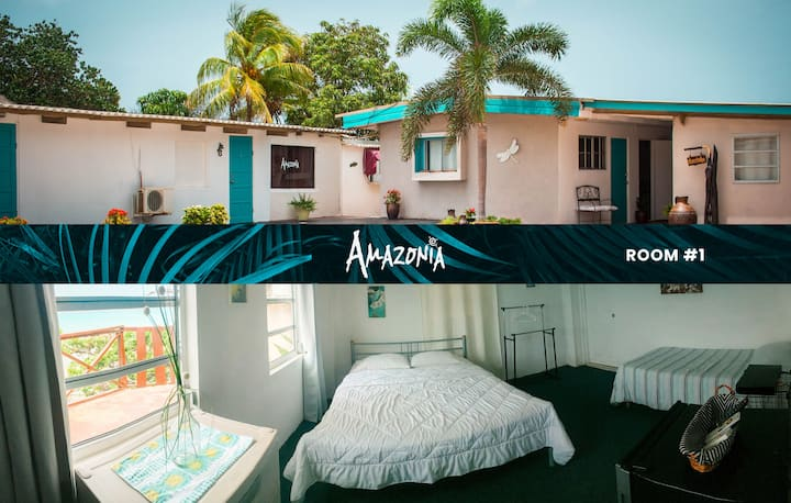 Amazonia Guest House - Room #1