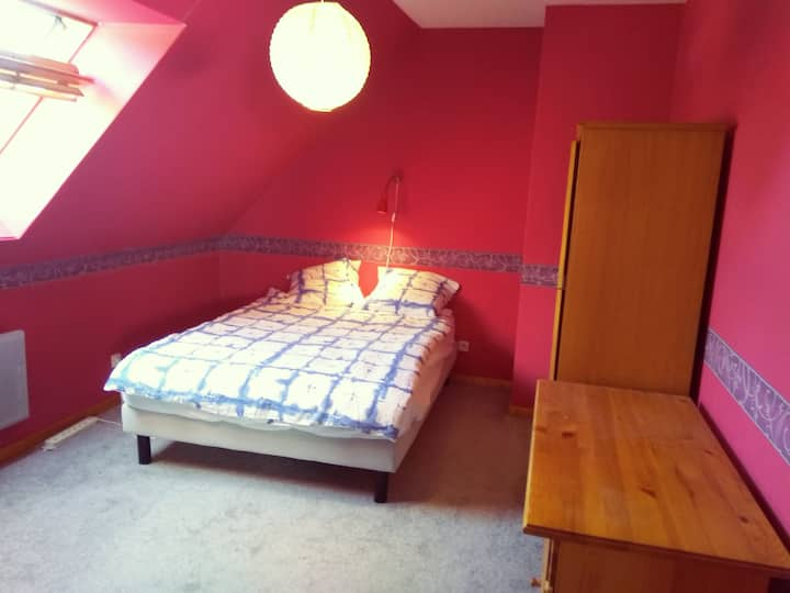 "Chambre double ""Pink"""