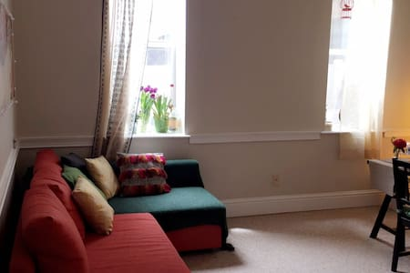 Modern 1BR apt - Downtown New Haven - New Haven - Apartment