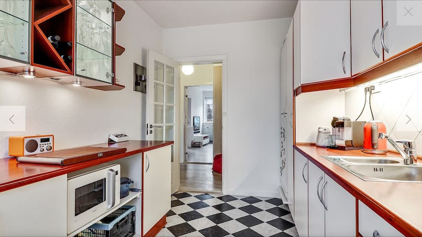Cosy apartment close to the center of the city