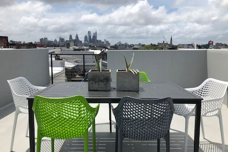 Unbeatable Views + Modern Style - New in Fishtown!