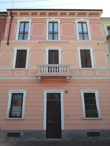 una casa milanese