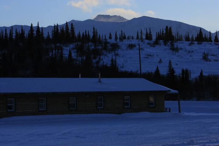 Highway Hostel room 10