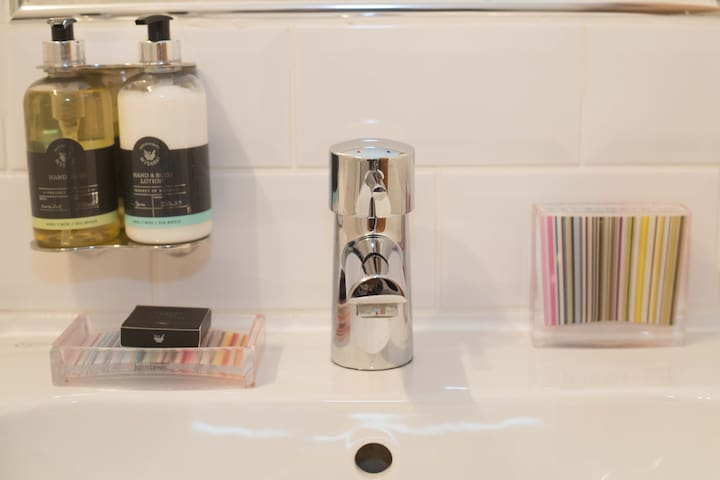 Complimentary Myddfai toiletries for all our guests