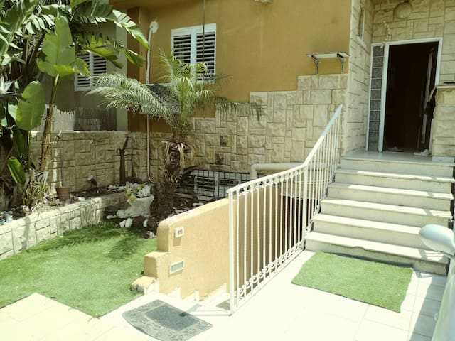 My family B&B Ashkelon
