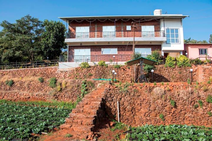 Sanchar Valley View Deluxe Villa ( Max 25 person )