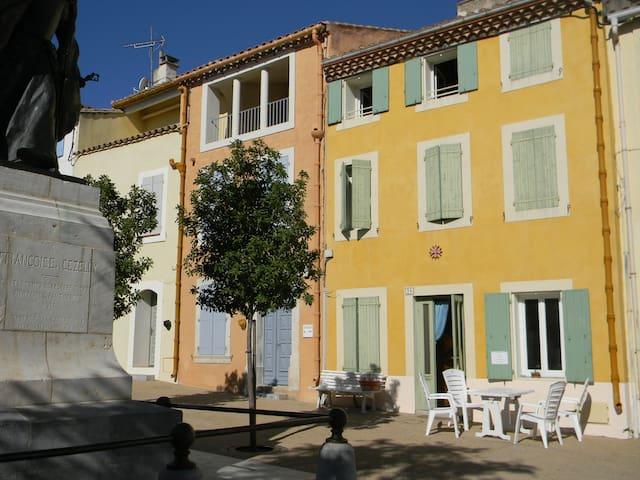 Maison de Village 2**meublé de tourisme - Leucate - Haus