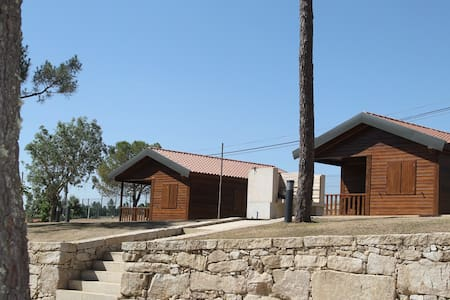 Douro Camping - T2-1 (máx 6 pax)