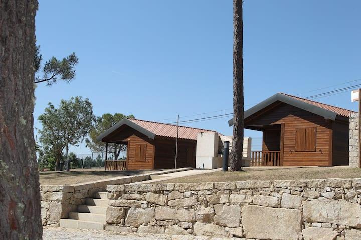 Douro Camping - T2-1 (máx 6 pax)