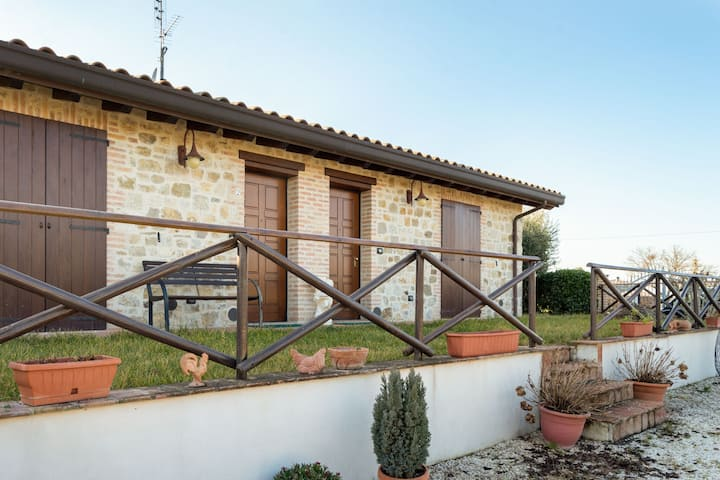Premium Holiday Home in Marsciano with Swimming Pool