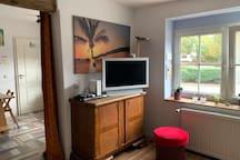 1. Gästezimmer mit kleinem Nebenraum