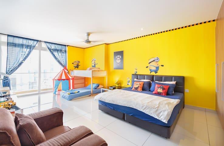 A Minions Play House@ KSL D'Esplanade(MPH@KSL)