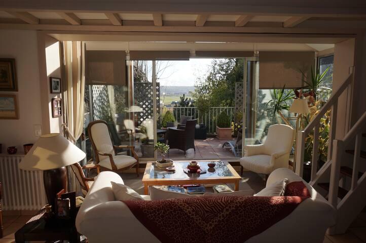 Magnifique villa à quelques mètres de la plage - Blonville-sur-Mer - Casa