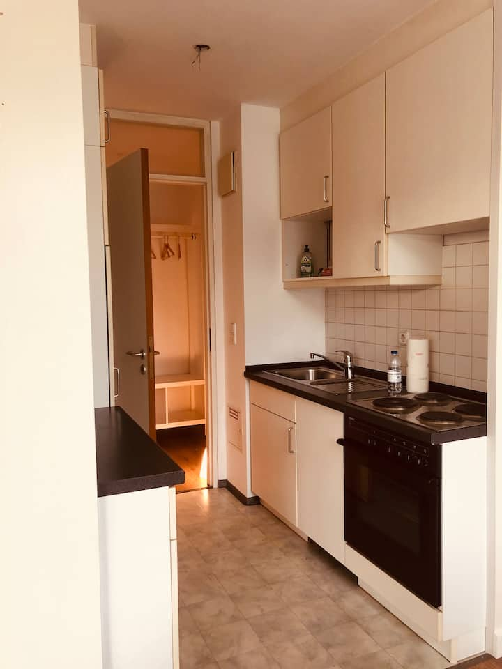 Cozy fully equipped 1 bed flat in Wilhemsruh,