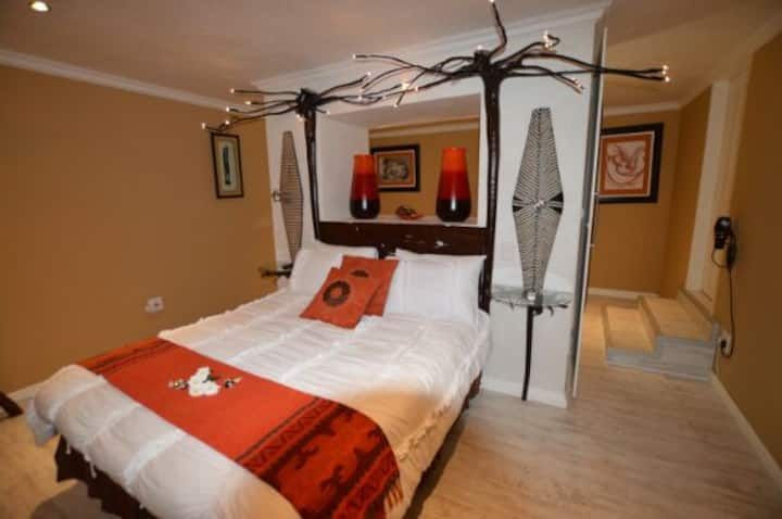 Family Unit in Guesthouse, Northcliff, Jhb