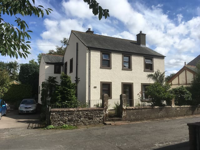 Big Lake District house in Caldbeck (Keswick area)