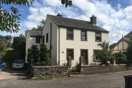 Big Lake District house in Caldbeck (Keswick area)