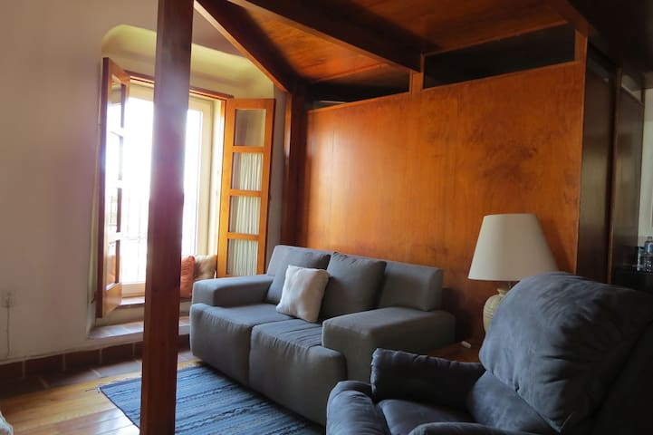 Flat in historical house in Cholula - San Pedro Cholula  - Apartmen