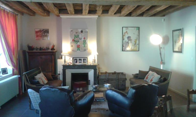 Maison avec piscine St Marceau - Orléans - House
