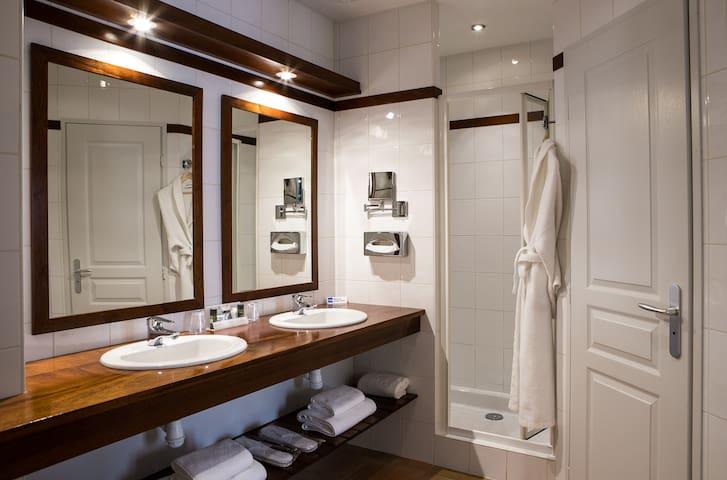 Suite, Hôtel Majestic