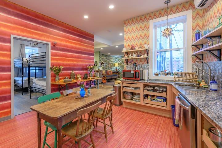 Our Communal Kitchen