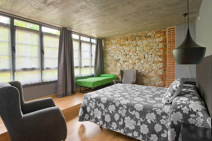 Apartamento con Jacuzzi en La Llongar Asturias