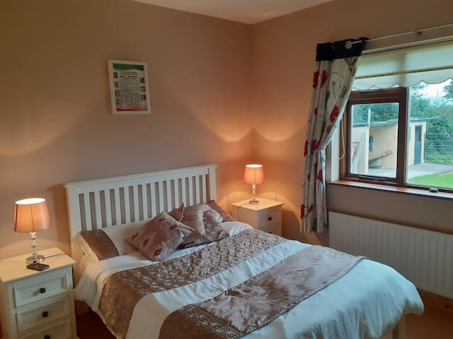 Why not stay at the lazy peddler and wake up to beautiful views of the wild Atlantic way.