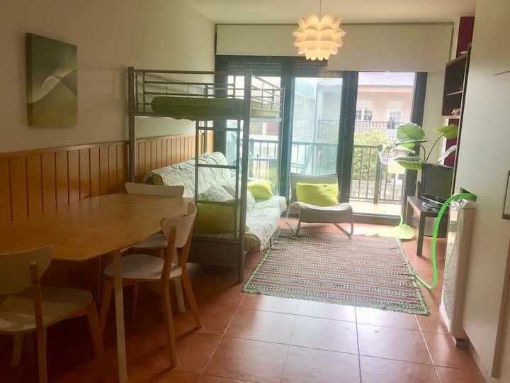 Apartamento en medio de la Ría de Arousa
