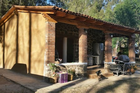 Cabaña rustica a 20 min de Morelia